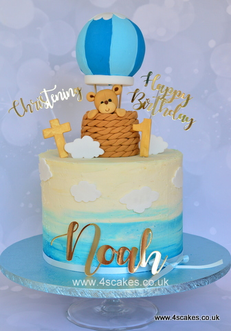 Birthday and christening cake bromley London