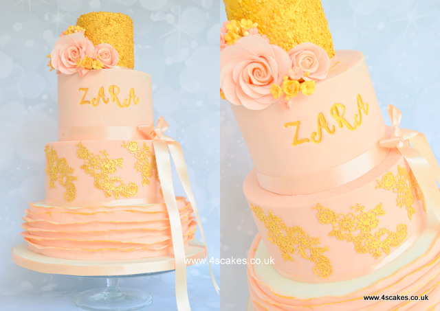 wedding cake maker in bromley clapham crystal palace London cake shop bromley london