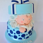 Baby Shower Cake by 4S Cakes Lewisham Dulwich Cake Makers