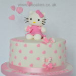 Hello Kitty cake by 4s cakes east dulwich cake makers