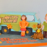 Scooby doo Birthdya cake made by 4S Cakes Bromley Cake makers