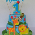 Wild-at-one-theme-Cake-by-4S-Cakes-Bromley-Dulwich-Cake-Makers